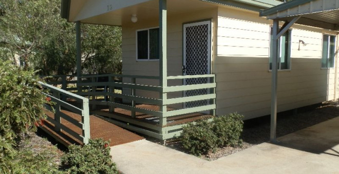 Easy Access Cabins